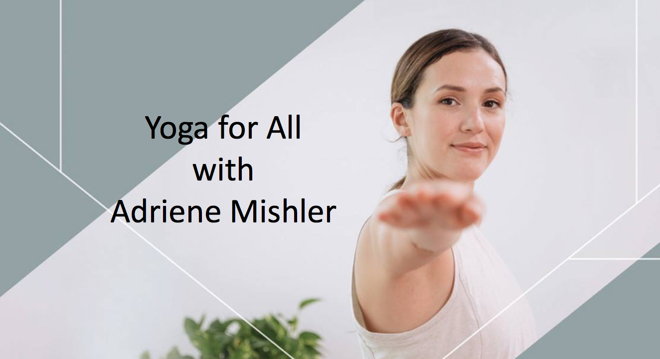 Yoga for All: Course with Adriene Mishler - Fulfill Today